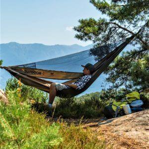 hamak outdoor FlyHamak OUTDOOR  I    (Jednowarstwowy)